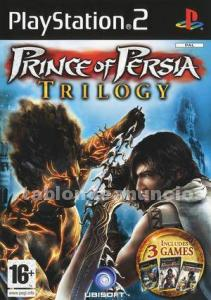 Juego ps2 prince of persia trilogy