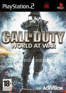 Juego ps2 call of duty world at war