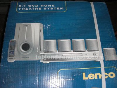 HOME CINEMA LENCO 5.1
