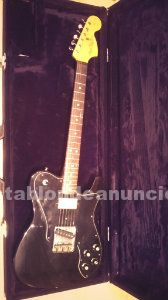 Fender telecaster deluxe 72. Hecha a mano.
