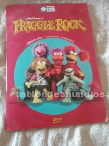 Album dvd de fraggle rock
