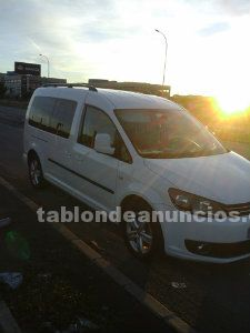 VOLKSWAGEN CADDY, VOLKSWAGEN CADDY ADAPTADA A DISCAPACITADOS
