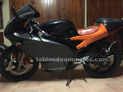 Despiece completo aprilia rs 50