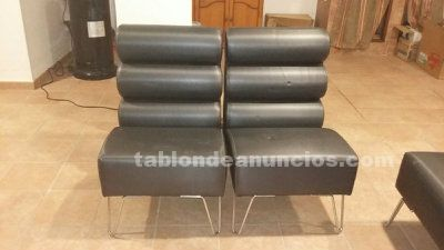 Vendo sillones de bar