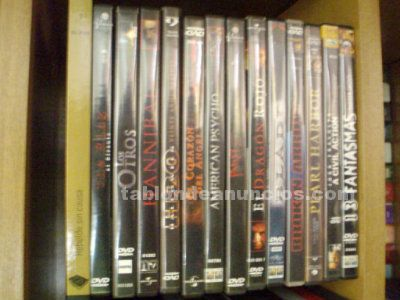 Dvd originales