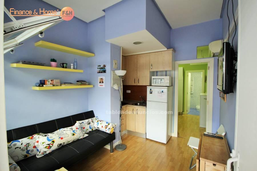 Fyh finance home vende loft en calla gaztambide ( madrid centro)