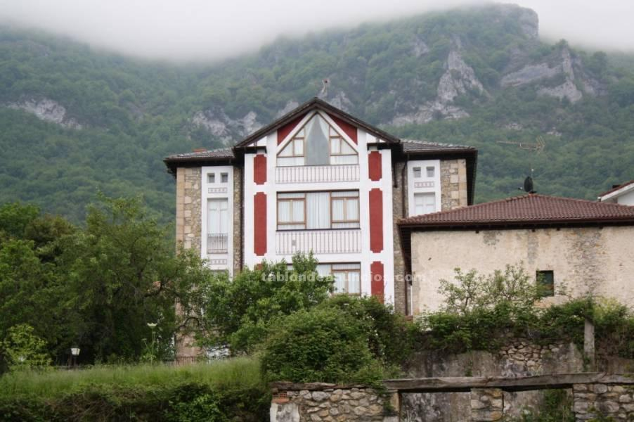 Hotel rural-palacete