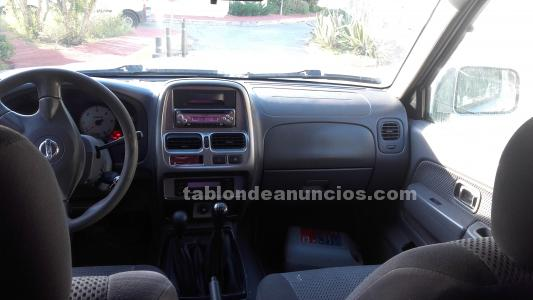 Vendo nissan pick up cabina navara 2.5tdi