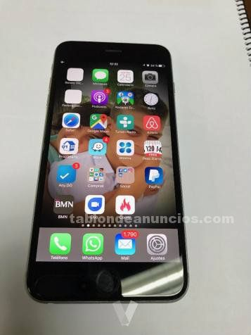Iphone 6 plus 64 impecable