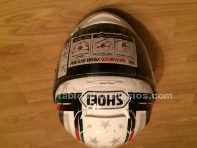 Casco shoei spirit 2 laguna seca tc4