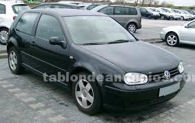 DESPIECE DE VOLKSWAGEN GOLF COMPLETO