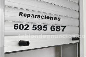Reparacion de persianas y toldos malaga