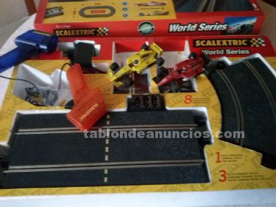 Scalextric world series