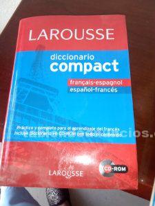 Diccionario frances larousse compact