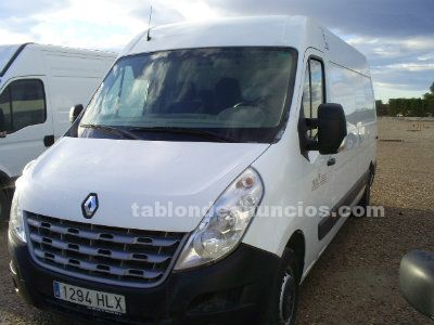 RENAULT MASTER ISOTERMO, RENAULT MASTER 125 DCI FURGON ISOTERMO.
