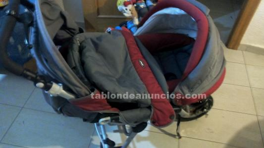 Vendo carro bebe jane