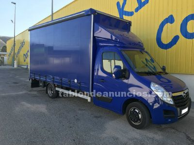 Camion opel movano 3500kg