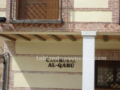 Casa rural (alquiler integro)