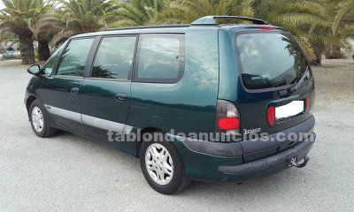Renault space 7 plazas