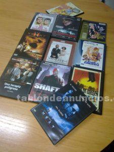 VENDO UN LOTE DE GRANDES PELICULAS EN DVDs ORIGINALES