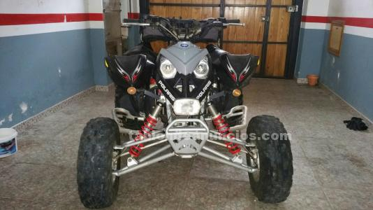 Polaris outlaw 500 irs