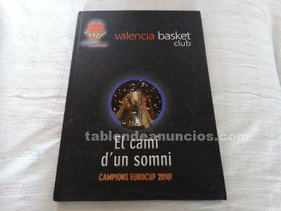 Valencia basket campio eurocup 2010
