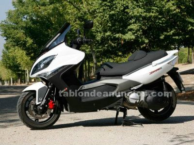 Urge vender scooter kymco xciting 500 r abs