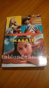 Libro enciclopedia del masaje por 7 euros