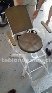 ANTIGUO SILLON BARBERO O DENTISTA