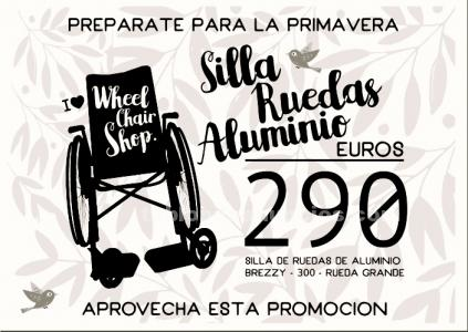 Preparate para la primavera - ortopedia wheelchairshop