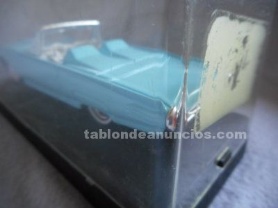 Ford thunderbird grand sport  solido 1/43