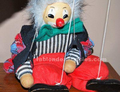 Marioneta de payaso