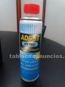 Tapafugas de agua x17botes add-it hy-tec