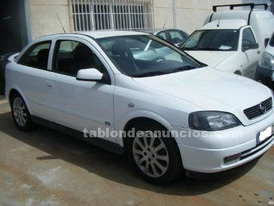 Despiece completo opel astra coupe 2.0 dti