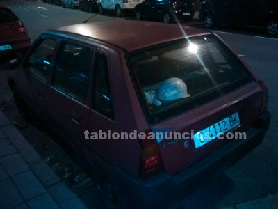 Vendo citroen ax first 1.0
