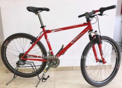 Btt decathlon rock rider