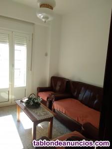 Amplio piso en alquiler y garaje zona san francisco