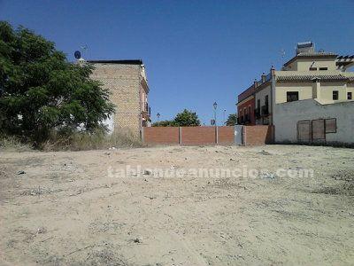 Parcela urbana edificable en utrera urbanización la mulata cp: 41710 (sevilla))