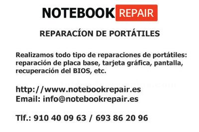 REPARACIÓN DE PORTÁTILES, APPLE MACBOOK E IMAC