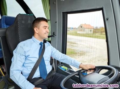 12 conductores de autobús reubicación coblenza, alemania