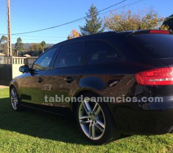 Vendo audi a4 advance sline, 170cv