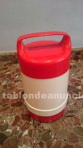 Termo de dos compartimentos para papilla de bebé por 5 euros