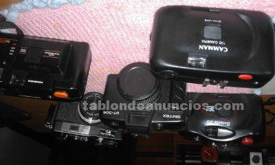 Maquinas de foto