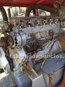 MOTOR BARREIROS 100CV CON BOMBA DE RIEGO