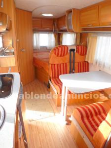 Autocaravana mc louis steel 462