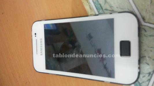 Vendo movil samsung. Galaxi ace s5830