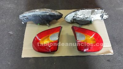 Faros y despiece de ford mondeo