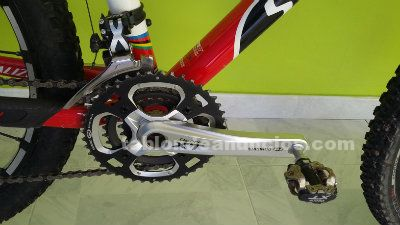 SPECIALIZED STUMPJUMPER HT S-WORKS