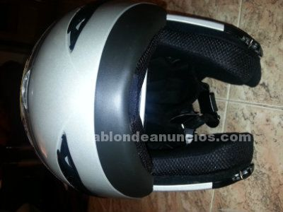 Vendo casco de motorista