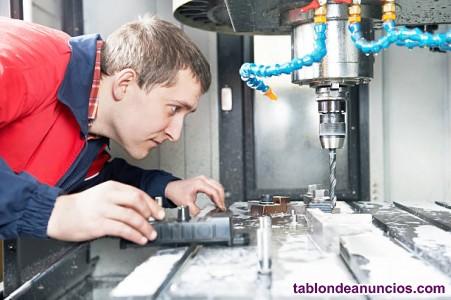Matriceros, Fresadores, Torneros CNC para Alemania